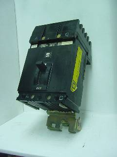 Square D FA26070AC Circuit Breaker