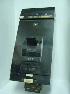 Square D LA36350 Circuit Breaker